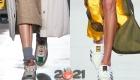 С чем носить кроссовки зимой 2020-2021 года