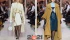Тренды верхней одежды зима 2020-2021 - модные пальто