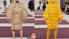 Модные объемные пуховики зимы 2020-2021