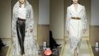 Модные белые шубы зимы 2020-2021