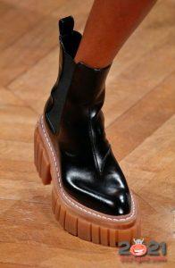 Обувь зимы 2020-2021 - модные тренды