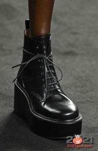 Обувь зимы 2020-2021 - модные женские ботинки