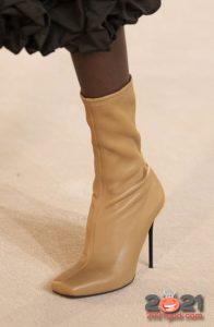 Обувь зимы 2020-2021 - модные женские ботильоны