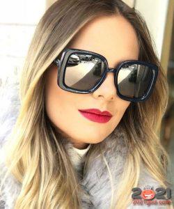 Зеркальные солнцезащитные очки на 2021 год