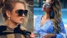 Модные квадратные очки на 2021 год