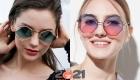 Модные геометрические очки на 2021 год