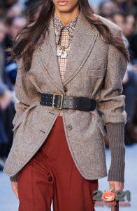 Модные пояса зимы 2020-2021