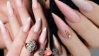 Модные формы ногтей на 2021 год - стилеты