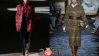 Модный тартан - принты зимы 2020-2021