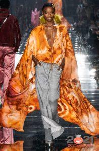 Модные принты 2021 года - Tie-Dye