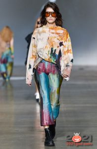 Tie-Dye - модный принт сезона осень-зима 2020-2021