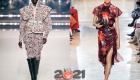 Принты сезона осень-зима 2020-2021 - модная флористика