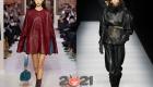Модные кожаные луки зимы 2020-2021