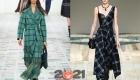 Клетчатый принт - модные тенденции 2021 года