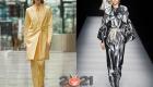 Модные тотал-луки 2020-2021 года