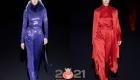 Модные яркие тотал-луки зимы  2020-2021 года