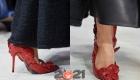 Туфли Валентино с сердцами - мода зимы 2020-2021
