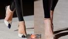 Трендовые туфли с острыми носками - мода зимы 2020-2021