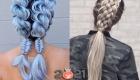 Прически с косами - модные идеи зимы 2020-2021