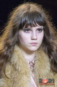 """Прически """"французский стиль"""" - мода 2021 года"""