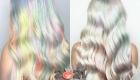 Модный цвет волос для блондинки на 2021 год