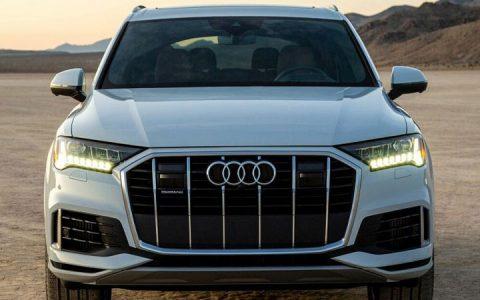 Технические характеристики Audi Q7 2020-2021 года