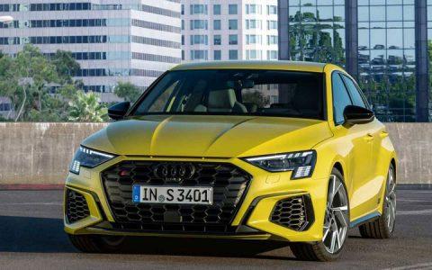 Audi S3 2020-2021