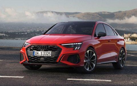 Audi S3 седан 2020-2021