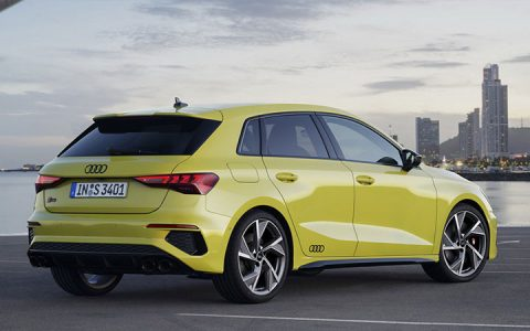 Audi S3 Sportback и другие новинки 2020-2021 года