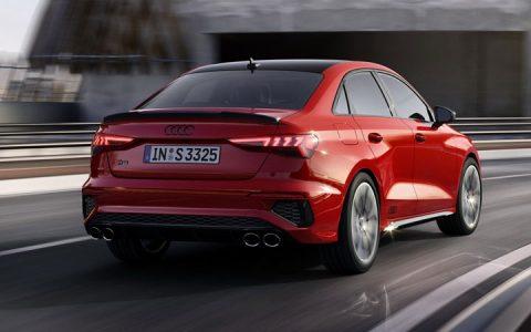 Audi S3 седан и другие новинки 2020-2021 года