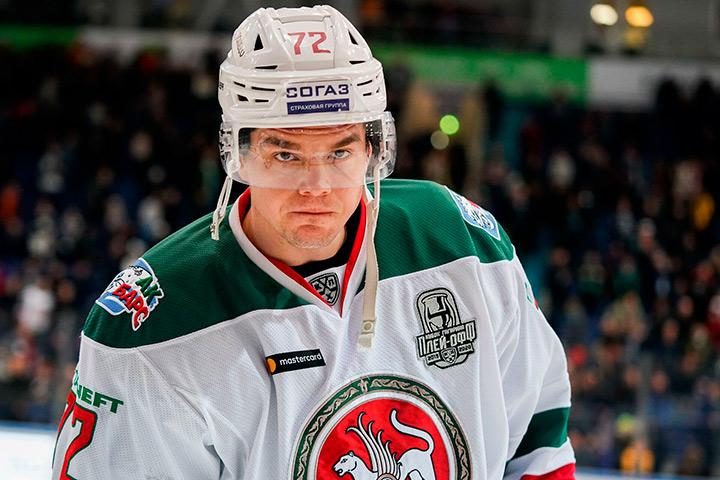 Хоккеист Эмиль Галимов