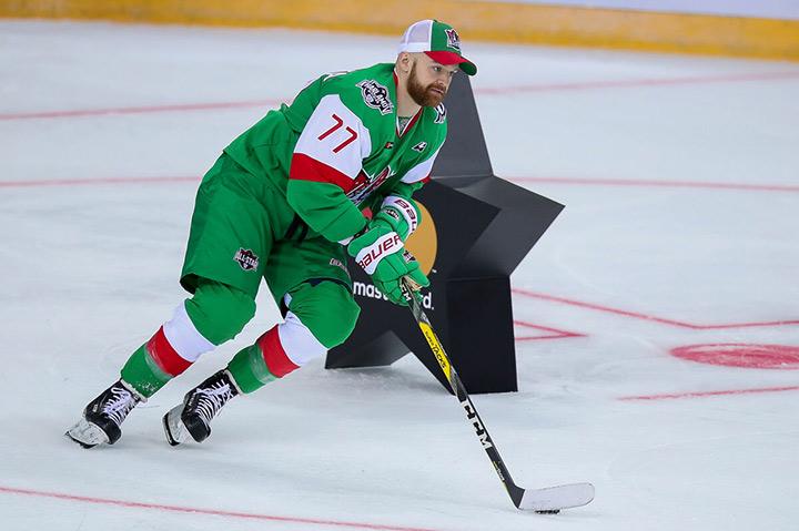 Хоккеист Стефан Да Коста