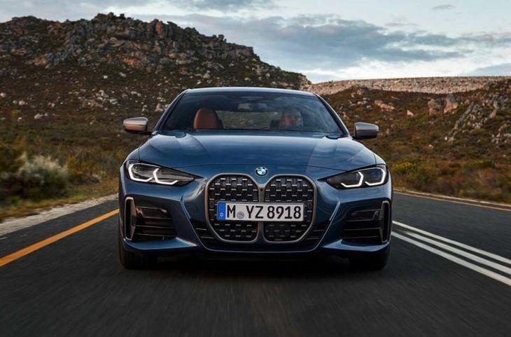 BMW серии гран купе