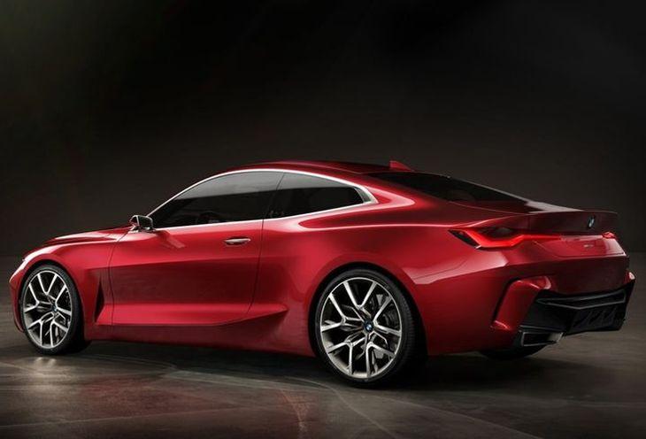 Кузов нового BMW 2021 года