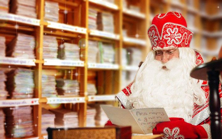 Поздравление ребенку от Деда Мороза на 2021 год - идеи
