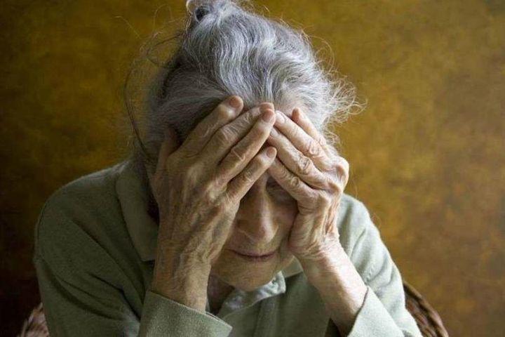 Пенсионерка огорчена