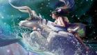 Похищение Европы - белый бык в древней мифологии