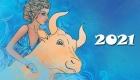 Бык - символ Нового 2021 года