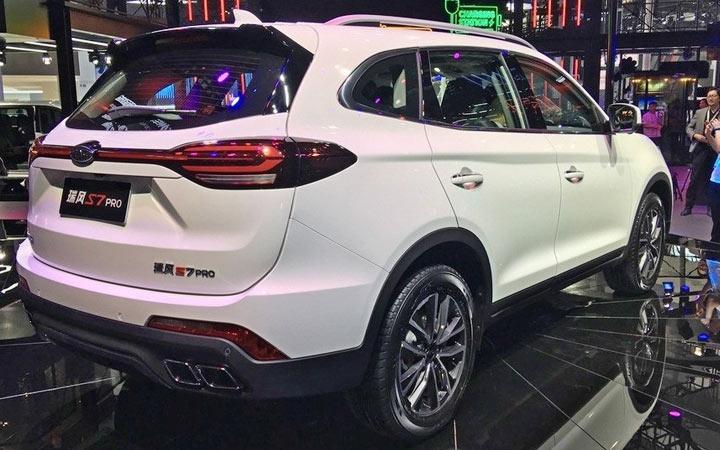 JAC S7 и другие китайские кроссоверы 2020-2021 года
