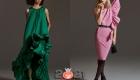 Вечернее платье Макс Мара осень-зима 2020-2021 года