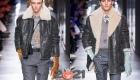 Модные мужские дубленки сезона осень-зима 2020-2021