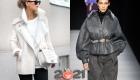 Модные женские дубленки на 2021 год