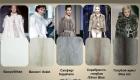 Модные холодные оттенки норковых шуб на 2020-2021 год