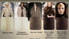 Модные теплые оттенки норковых шуб на 2020-2021 год
