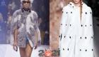Модные меховые кейпы зимы 2021 года