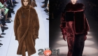 Модные плюшевые шубы зимы 2020-2021