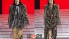 Модные шубы Прада зимы 2020-2021