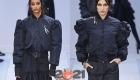 модные черные бомберы от Max Mara осень-зима 2020-2021