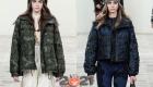 Модные пуховики Dior осень-зима 2020-2021