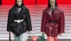 Модные пуховики Prada осень-зима 2020-2021